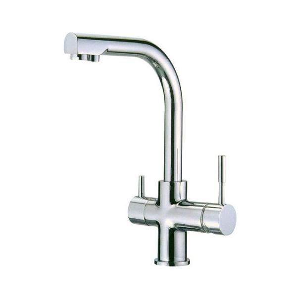 Grifo 3 vias. Agua caliente, fría y depurada. Instalación por nuestro Servicio Técnico.