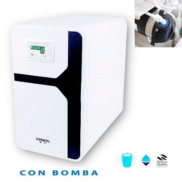 osmosis inversa compacta con bomba