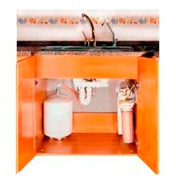 instalacion osmosis y depuradoras de agua