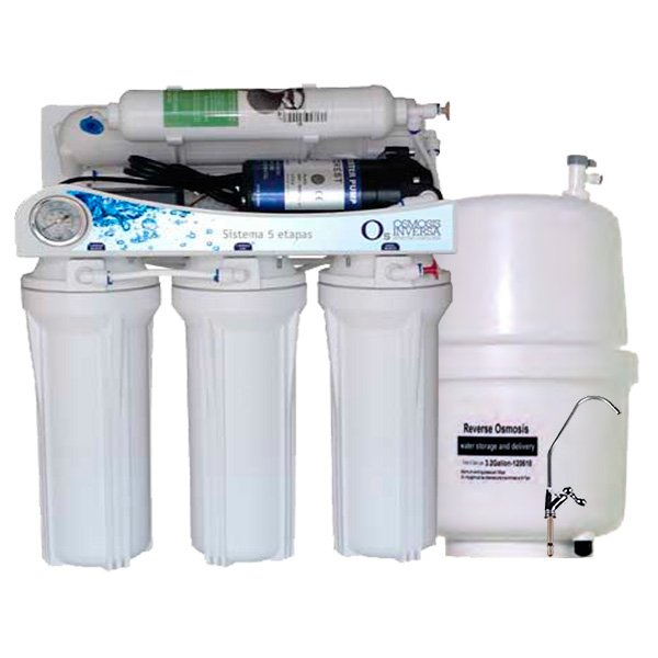 osmosis inversa O5 con bomba