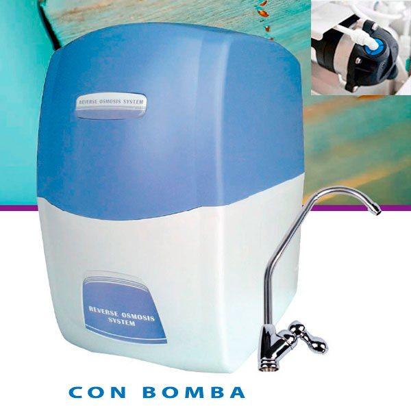 osmosis inversa new compact con bomba